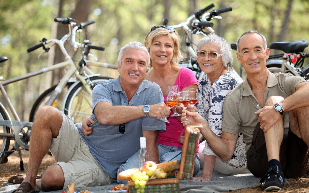 Tilbud – Senior-weekend i august 2021